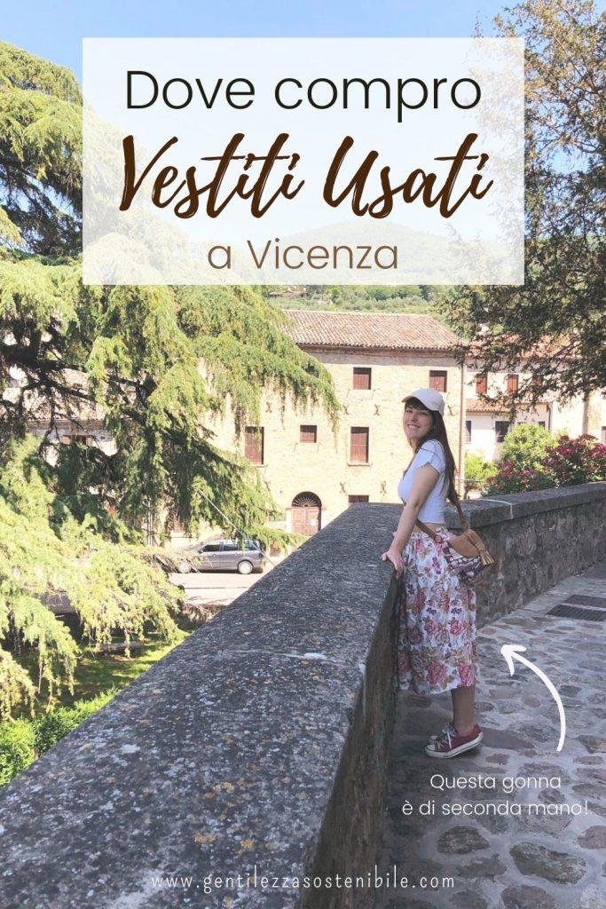 Dove compro i miei vestiti usati a Vicenza