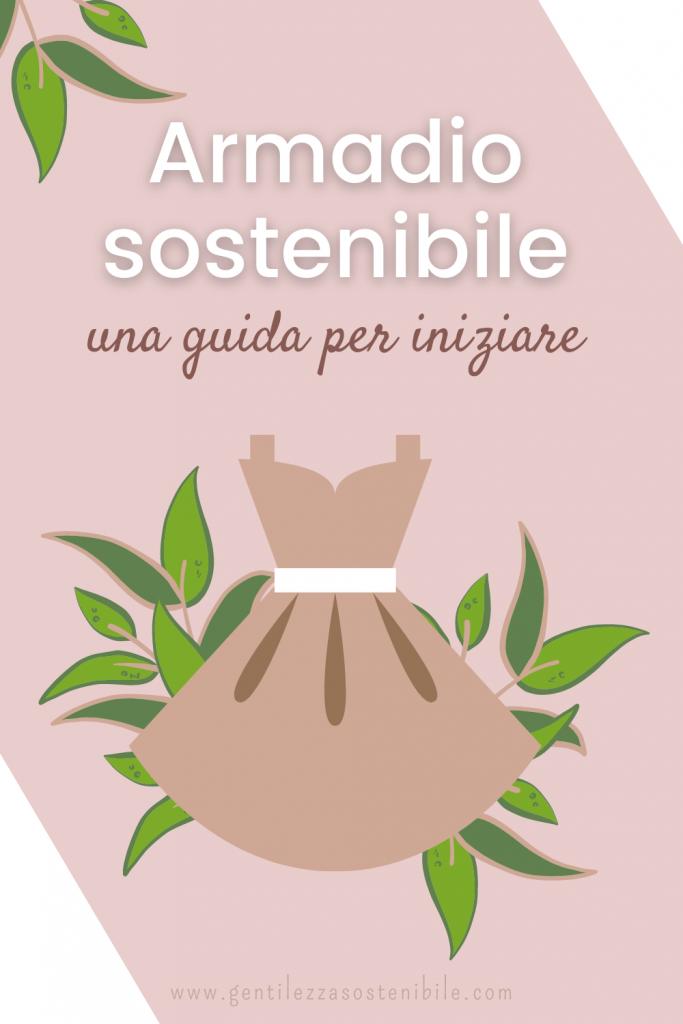Armadio Sostenibile: 4 Regole da Seguire