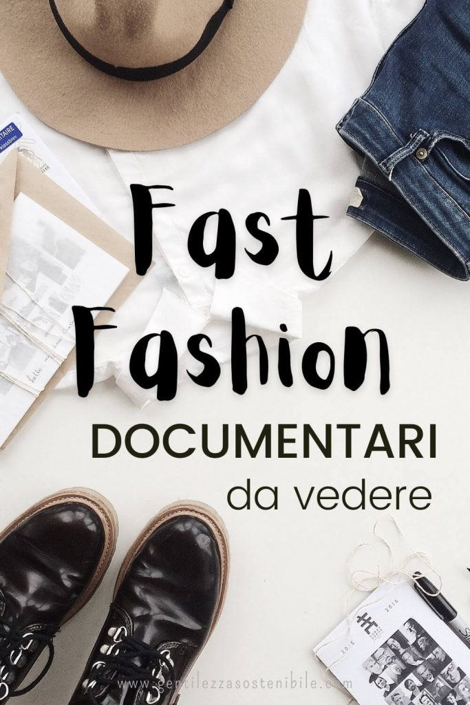 8 Documentari sul Fast Fashion
