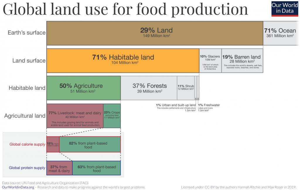 uso-suolo-per-produzione-cibo