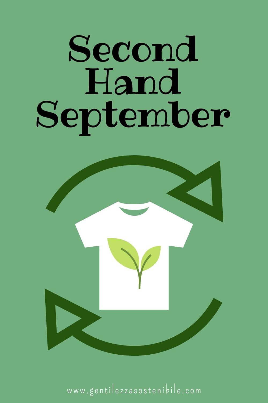 Second Hand September: la campagna che celebra i vestiti usati